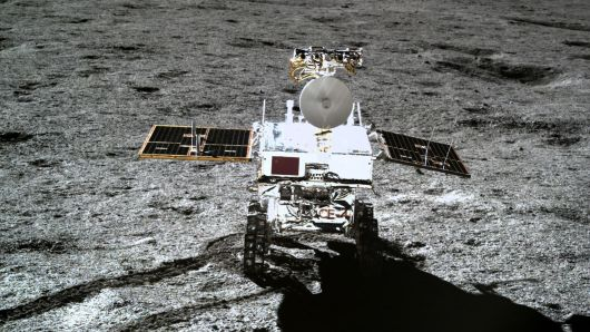 China space biological mission