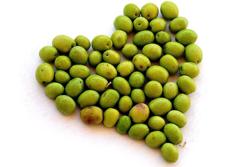 olive oil for heart